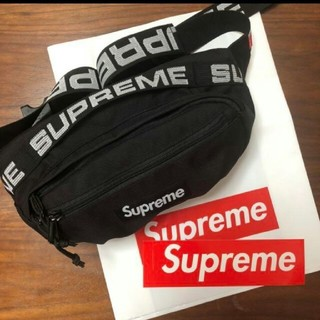 Supreme - Supreme waist bag ウェストバッグ 黑