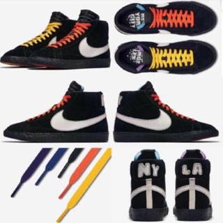 """ナイキ(NIKE)の☆日本未発売☆確実正規品 Nike Blazer Mid """"NY vs LA"""" (スニーカー)"""