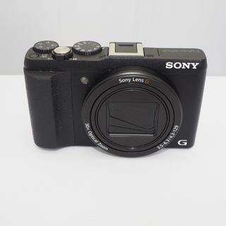 SONY - 【良品】SONY DSC-HX60V ブラック[動作確認済み]