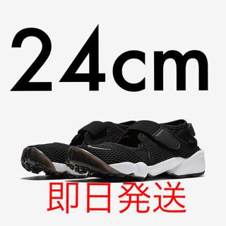 NIKE - 24cm ナイキ ウィメンズ エア リフト ブリーズ 新品 ブラック 黒