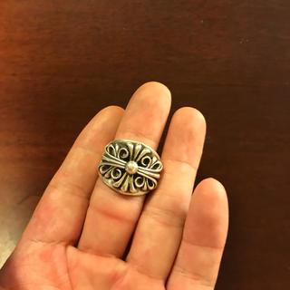 クロムハーツ(Chrome Hearts)のクロムハーツ型 キーパーリング 18号 925(リング(指輪))