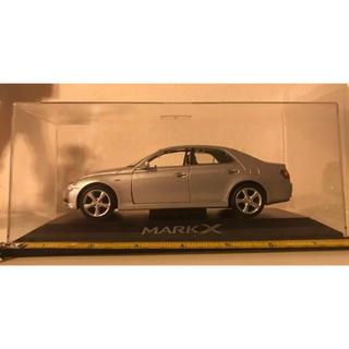 トヨタ - トヨタ マークx ミニカー 非売品