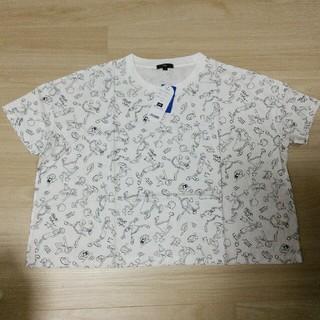 ディーエイチシー(DHC)のDHCオリーブTシャツ婦人 (Tシャツ(半袖/袖なし))