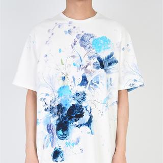 ラッドミュージシャン(LAD MUSICIAN)のladmusician 花柄 big t-shirt (Tシャツ/カットソー(半袖/袖なし))