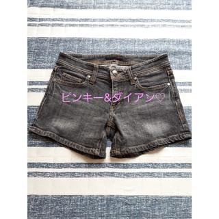 Pinky&Dianne - ピンキー&ダイアン♡ブラックデニムショートパンツ