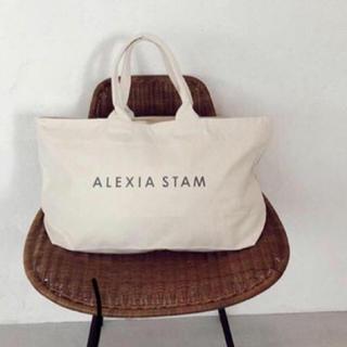 ALEXIA STAM - アリシアスタン トートバッグ