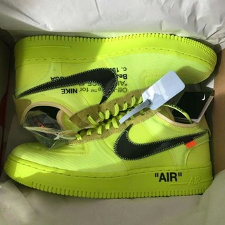 オフホワイト(OFF-WHITE)のNike x OFFWHITE THE Ten AIR FORCE 1(スニーカー)