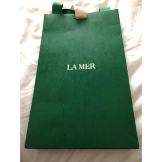 ドゥラメール(DE LA MER)のDE LA MER ドゥ・ラ・メール ショップ袋(ショップ袋)