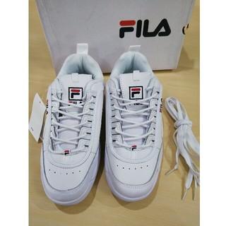 フィラ(FILA)のFILA フィラDISRUPTOR 2 ディスラプター2 スニーカー25.5cm(スニーカー)