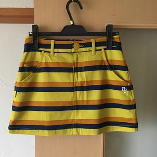 PEARLY GATES - パーリーゲイツ  ボーダースカート
