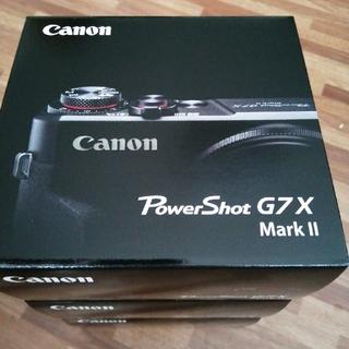 Canon - 3台セット!Canon  PowerShot G7 X MarkII