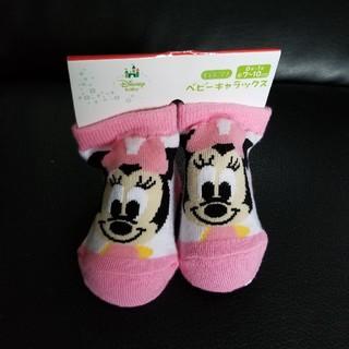 Disney - [新品] ミニー 新生児用 靴下