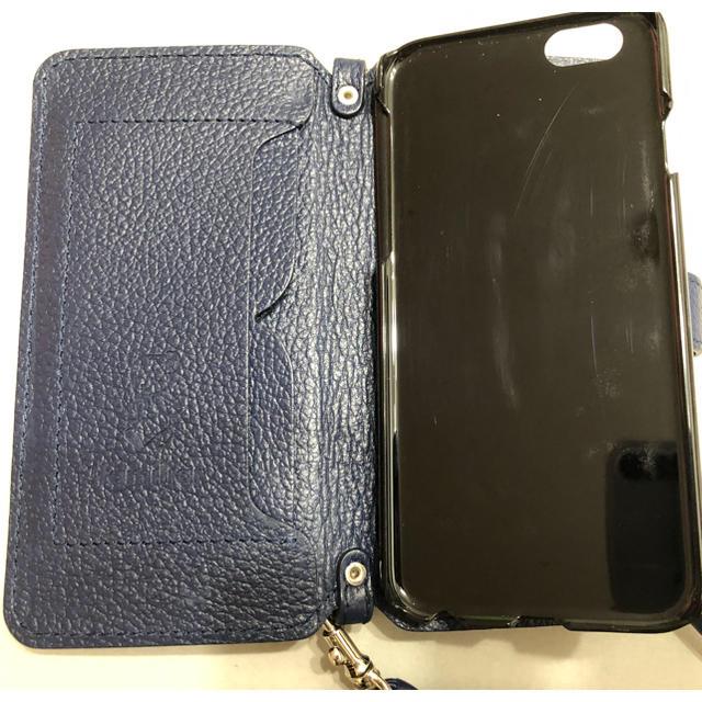 familiar(ファミリア)のファミリア  マーティー コラボ iPhon6 6S ケース スマホ/家電/カメラのスマホアクセサリー(iPhoneケース)の商品写真