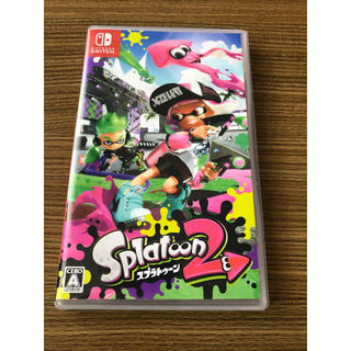 Nintendo Switch - Switch スプラトゥーン2