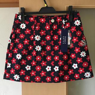 PEARLY GATES - パーリーゲイツ  フラワー柄スカート 新品!