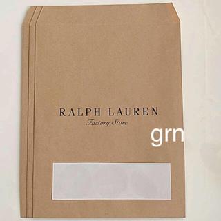 ラルフローレン(Ralph Lauren)のラルフローレン  袋&シール 3枚(ショップ袋)