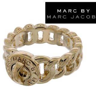マークバイマークジェイコブス(MARC BY MARC JACOBS)のMarc by Marc Jacobs 新品 指輪 ゴールド 定価の70%引(リング(指輪))