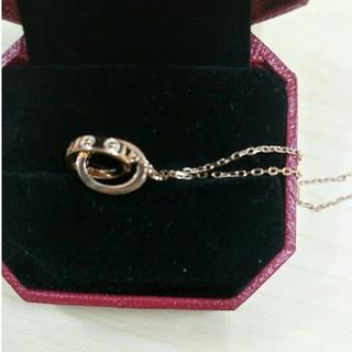 カルティエ(Cartier)の超人気Cartier ネックレス 美品 正規品(ネックレス)