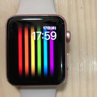 Apple Watch - Apple  Watch  SPORT(ローズゴールド)