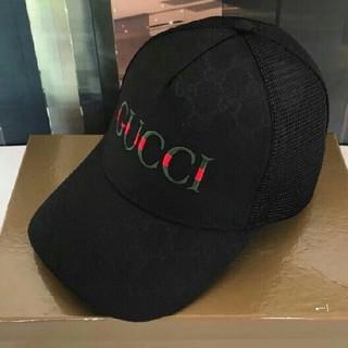 グッチ(Gucci)のgucci人気デザイン グッチキャップ(キャップ)