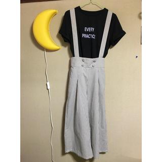 アベイル(Avail)の新品♡Tシャツ&サロペット♡2点セット(サロペット/オーバーオール)