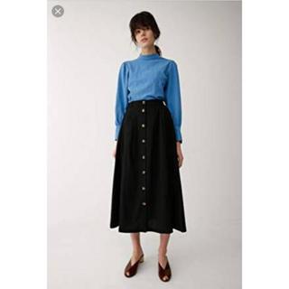 マウジー(moussy)のmoussy スカート(ひざ丈スカート)