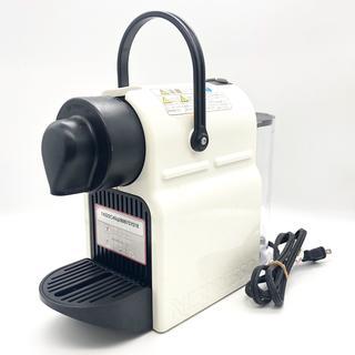 ネスレ(Nestle)の NESTLE ネスレ ネスプレッソ  コーヒーメーカー C40 ホワイト(エスプレッソマシン)