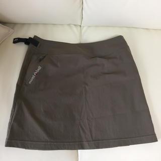 mont bell -  モンベル  ラップスカート 巻きスカート レディースM
