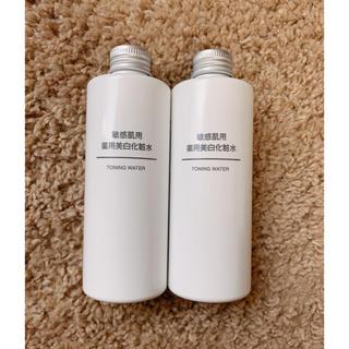 ムジルシリョウヒン(MUJI (無印良品))の敏感肌用薬用美白化粧水(化粧水 / ローション)