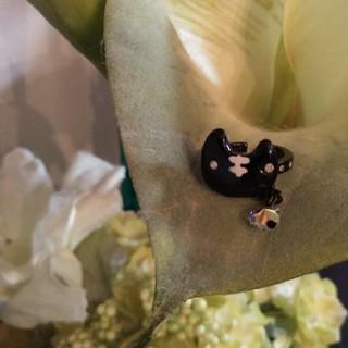 ツモリチサト(TSUMORI CHISATO)のツモリチサト 黒猫リング(リング(指輪))
