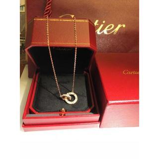 カルティエ(Cartier)のCartier ネックレス 新品の状態(ネックレス)