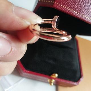 カルティエ(Cartier)のCartier リング 7号(リング(指輪))