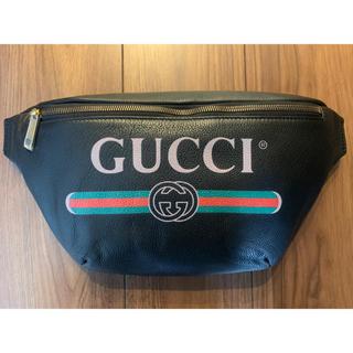 Gucci - 【GUCCI】19SS グッチ ベルトバッグ ショルダーバッグ リュック バッグ