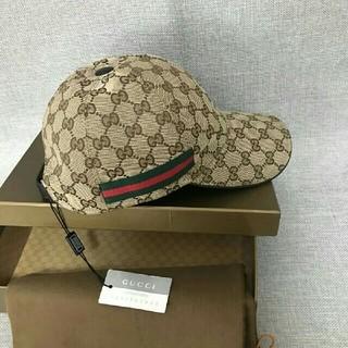 グッチ(Gucci)の新品 キャップ 帽子未使用(キャップ)