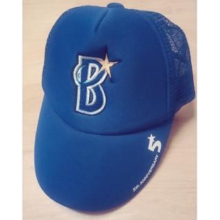 ヨコハマディーエヌエーベイスターズ(横浜DeNAベイスターズ)の5th ANNIVERSARY ベイスターズキャップ(帽子)