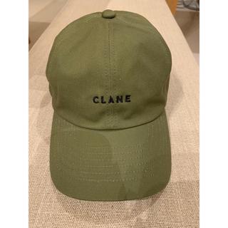 A.P.C - 【希少】CLANE キャップ クラネ  帽子 グリーン