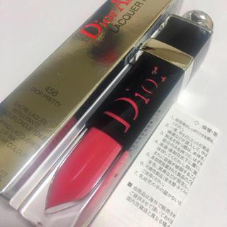 Dior - ディオール  新品ラッカープランプ