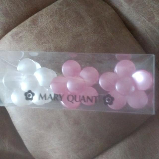 MARY QUANT(マリークワント)のマリークワントヘアークリップ レディースのヘアアクセサリー(バレッタ/ヘアクリップ)の商品写真