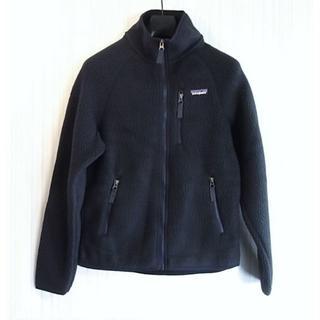 patagonia - sizeXS☆未使用☆パタゴニア レトロ フリースジャケット ネイビーブルー