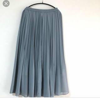 UNIQLO - ユニクロプリーツスカート