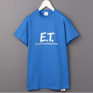 BEAUTY&YOUTH UNITED ARROWS - roku 6 E.T. t shirt◎