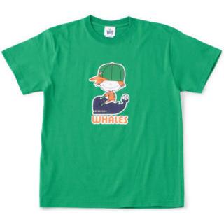 ヨコハマディーエヌエーベイスターズ(横浜DeNAベイスターズ)の新品未開封! 横浜DeNAベイスターズ 大洋ホエールズ坊や Tシャツ XL(応援グッズ)