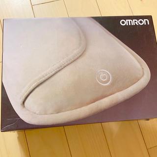 オムロン(OMRON)のOMRON 新品未使用 クッションマッサージャー オムロン(マッサージ機)