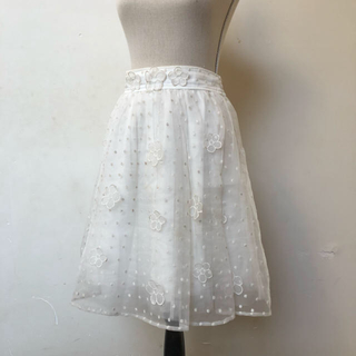 LIZ LISA - オーガンジー スカート