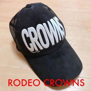 RODEO CROWNS - ロデオクラウンズ☺︎メッシュキャップ