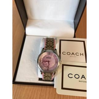 COACH - 美品 コーチ 腕時計