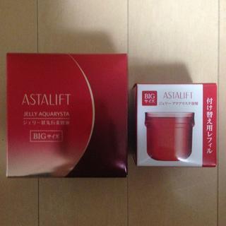 アスタリフト(ASTALIFT)のアスタリフト ジェリーアクアリスタ60g レフィル60g 2個セット 新品未開封(美容液)