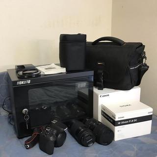 Canon EOSkissX8i sigma レンズ