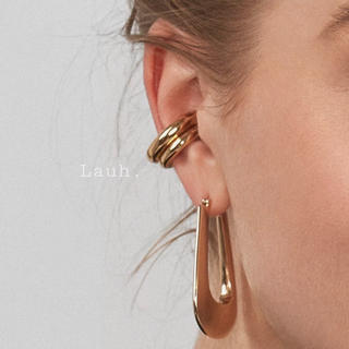 BEAUTY&YOUTH UNITED ARROWS - 《LAST》j167.size curve ear cuff