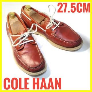 コールハーン(Cole Haan)のコール ハーン デッキシューズ 27.5cm(デッキシューズ)